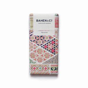 Bahen & Co Chocolate Almond Sea Salt