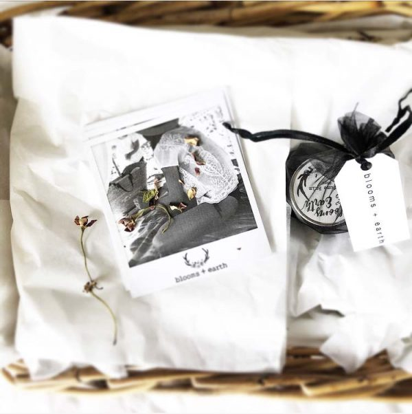 Blooms & Earth Perfume Balm