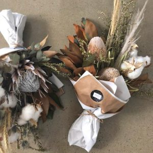 Dried florals - Naturals