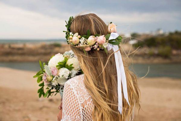Full Floral Crown
