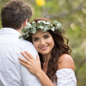 Foliage Floral Crown