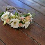 Half Floral Crown