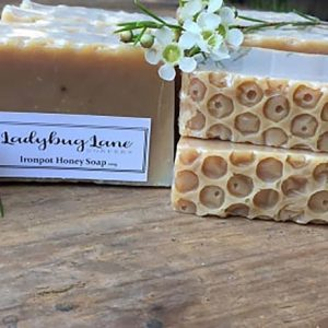 Ironpot Honey Soap
