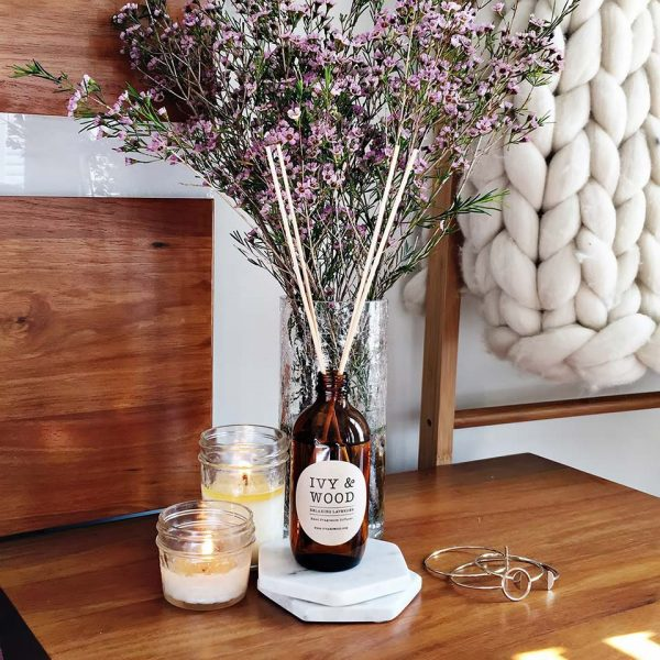 Ivy & Wood Reed Diffuser