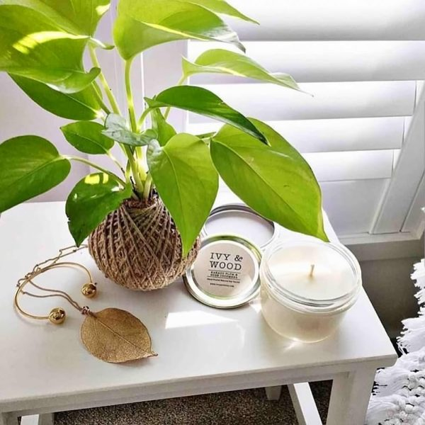 Lemongrass & Persian Lime Candle