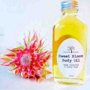 Sweet Bloom Body Oil