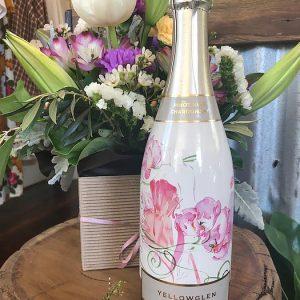 Yellowglen Pinot Noir Chardonnay & Flowers